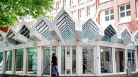Le tribunal de Münster en Allemagne le 10 juillet 2014 [Caroline Seidel / dpa/AFP/Archives]