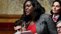 Laetitia Avia en décembre 2018 à l'Assemblée nationale [Bertrand GUAY / AFP/Archives]