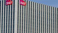 Le siège de la SNCF à Paris le 5 août 2015 [KENZO TRIBOUILLARD / AFP/Archives]