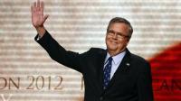 Le gouverneur de Floride Jeb Bush à La Tampa en Floride le 30 août 2012 [Brendan Smialowski / AFP/Archives]