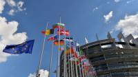 Le siège du Parlement européen à Strasbourg [PATRICK HERTZOG / AFP/Archives]