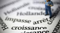 L'Insee a révisé légèrement à la baisse sa prévision de croissance en France pour 2015, à 1,1% contre 1,2% anticipés auparavant [Joel Saget / AFP]