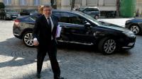 Le secrétaire d'Etat aux Transports, Alain Vidalies au ministère de l'Intérieur à Paris le 22 mars 2016 [MIGUEL MEDINA / AFP/Archives]