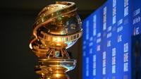 La 77e cérémonie des Golden Globes s'ouvre dimanche 5 janvier à Berverly Hills, en Californie [Robyn BECK / AFP/Archives]