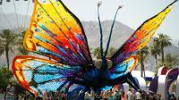 Le Coachella Music Festival à Indio, Californie, le 12 avril 2015 [ROBYN BECK / AFP/Archives]