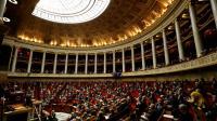 L'hémicycle de l'Assemblée nationale, en décembre 2016 [Patrick KOVARIK / AFP/Archives]