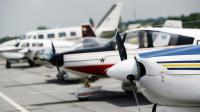 Des avions de tourisme [Loic Venance / AFP/Archives]