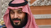 Le prince héritier d'Arabie saoudite, Mohammed ben Salmane à Ryad le 14 novembre 2017 [Fayez Nureldine / AFP/Archives]