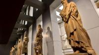 Une galerie du nouveau musée du Duomo à Florence le 21 octobre 2015 [GIUSEPPE CACACE / AFP]