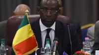 Abdoulaye Diop, ministre des Affaires étrangères, de l'intégration africaine et de la coopération étrangère du Mali le 16 juin 2014 à Alger [Farouk Batiche / AFP/Archives]
