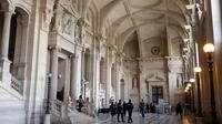 Photo d'archive de l'intérieur du Palais de Justice de Paris [Thomas Samson / AFP/Archives]