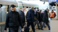 Des passagers dans le métro le 7 décembre 2010 à Paris [MIGUEL MEDINA / AFP/Archives]