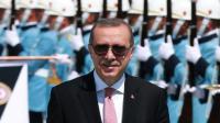 Le président turc Recep Tayyip Erdogan le 5 août 2016 à Ankara [ADEM ALTAN / AFP]