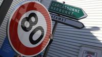 L'Assemblée nationale a voté la possibilité d'un assouplissement de la limitation à 80 km/h sur les routes secondaires.