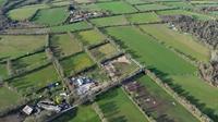 Vue aérienne de la Zad de Notre-Dames-des Landes (Loire-Atlantique), le 6 avril 2018  [LOIC VENANCE / AFP/Archives]