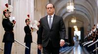 François Hollande le 16 novembre 2015 à Versailles [MICHEL EULER / POOL/AFP/Archives]
