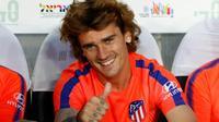 L'attaquant de l'Atlético Madrid lors du match amical face au Beitar Jérusalem le 21 mai 2019 [Jack GUEZ / AFP/Archives]