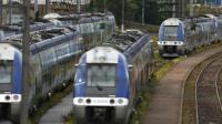 La SNCF prévoit que la moitié des TER seront en circulation, et deux TGV sur trois [CHARLY TRIBALLEAU / AFP/Archives]