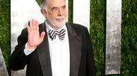 Le cinéaste américain Francis Ford Coppola, le 24 février 2013 à Hollywood [Adrian Sanchez-Gonzalez / AFP/Archives]
