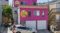 La maison de la discorde, le 9 août 2019 à Manhattan Beach, en Californie  [Mark RALSTON / AFP]