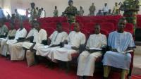Ouverture du procès de membres présumés de Boko Haram à N'Djamena au Tchad, le 26 août 2015 [ / AFP/Archives]