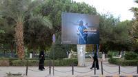 Des femmes en niqab dans la ville syrienne de Raqa en 2014, alors occupée par Daesh. [- / Raqa Media Center/AFP/Archives]