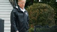 Le président américain Donald Trump, à la Maison Blanche, le 8 mars 2019  [MANDEL NGAN / AFP]