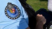 Un gendarme le 27 juin 2019 à Saint-Quentin-Fallavier [JEAN-PIERRE CLATOT / AFP/Archives]