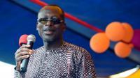 L'homme d'affaires béninois Patrice Talon candidat à la présidence du Bénin, lors d'une réunion électorale le 18 mars 2016 près de Cotonou [PIUS UTOMI EKPEI / AFP]