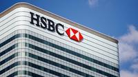 HSBC paie 300 millions d'euros pour clore une enquête de blanchiment.  [Tolga Akmen / AFP/Archives]