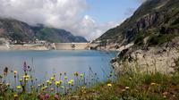 Le barrage du lac de Tignes (Savoie) [Jean-Pierre Clatot / AFP/Archives]