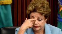 La présidente du Bresil Dilma Rousseff à Brazilia, le 8 décembre 2015 [EVARISTO SA / AFP]