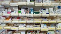 Un stock de médicaments dans un hôpital français  [Thomas Bregardis / AFP/Archives]