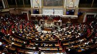 L'Assemblée nationale lors des questions au gouvernement le 31 octobre 2017. [Lionel BONAVENTURE / AFP]