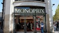 La chaine de supermarchés Monoprix, antenne du groupe Casino, va vendre certains produits via le géant du commerce en ligne Amazon [JACQUES DEMARTHON / AFP/Archives]
