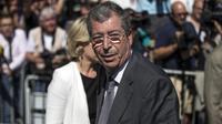 Patrick Balkany le 8 juillet 2013 à Paris [Fred Dufour / AFP/Archives]