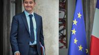 Le ministre des Comptes publics Gérald Darmanin, le 31 août 2018 à Paris [STEPHANE DE SAKUTIN / AFP/Archives]