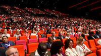 Photo prise le 23 juillet à Paris pendant la conférence internationale sur la recherche contre le SIDA [FRANCOIS GUILLOT / AFP/Archives]