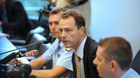 Le procureur Eric Maillaud le 12 septembre 2012 à Annecy [Jean-Pierre Clatot / AFP/Archives]