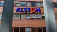 """Alstom: François Hollande a fixé comme """"objectif"""" le maintien des activités ferroviaires à Belfort [SEBASTIEN BOZON / AFP/Archives]"""