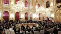 Réunion du Forum des pays exportateurs de gaz, le 1er juillet 2013 à Moscou [Maxim Shemetov / POOL/AFP]