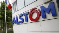 Le siège d'Alstom à Levallois-Perret le 27 avril 2014 [Patrick Kovarik / AFP/Archives]
