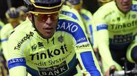 Vainqueur du Tour d'Italie cette année, Alberto Contador sera l'un des favoris sur le prochain Tour de France.