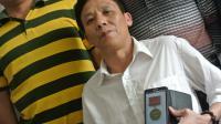 Teng Xingqiu, vétéran de la guerre lancée en 1979 par la Chine contre le Vietnam, à Yiyang, dans le centre de la Chine, le 8 mai 2014 [Tom Hancock / AFP]