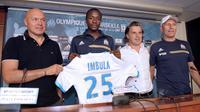 Giannelli Imbula a quitté Marseille cet été pour rejoindre Porto, qui a déboursé la somme de 20 millions d'euros pour le recruter.