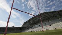 Vue du stade Jean-Bouin, à Paris, le 23 août 2013 [Jacques Demarthon / AFP]