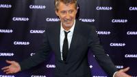 Antoine de Caunes le 28 août 2013 à Paris [Thomas Samson / AFP/Archives]