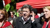 Jean-Luc Mélenchon, coprésident du Parti de gauche, le 10 septembre 2013 à Paris [Eric Feferberg / AFP]