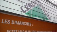 Entrée d'un magasin Leroy-Merlin à Paris le dimanche 29 septembre 2013 [Kenzo Tribouillard / AFP/Archives]