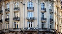 L'hôtel Carlton à Lille [Philippe Huguen / AFP/Archives]